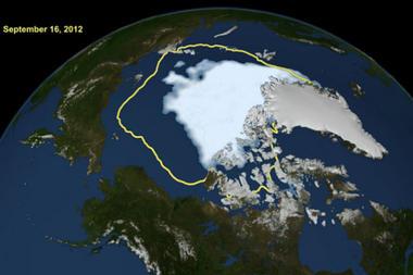 Arktický ľad