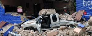 Zemetrasenie Guatemala