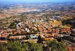 San Marino - Borgo Maggiore